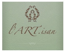 L'ART.isan : logo