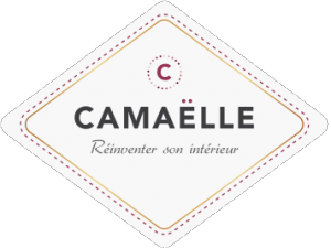 L'ART.isan : logo partenaire peinture Camaëlle